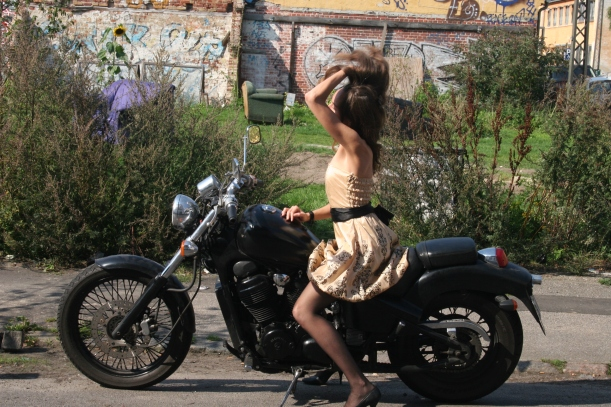 Beauty Look Motorbike