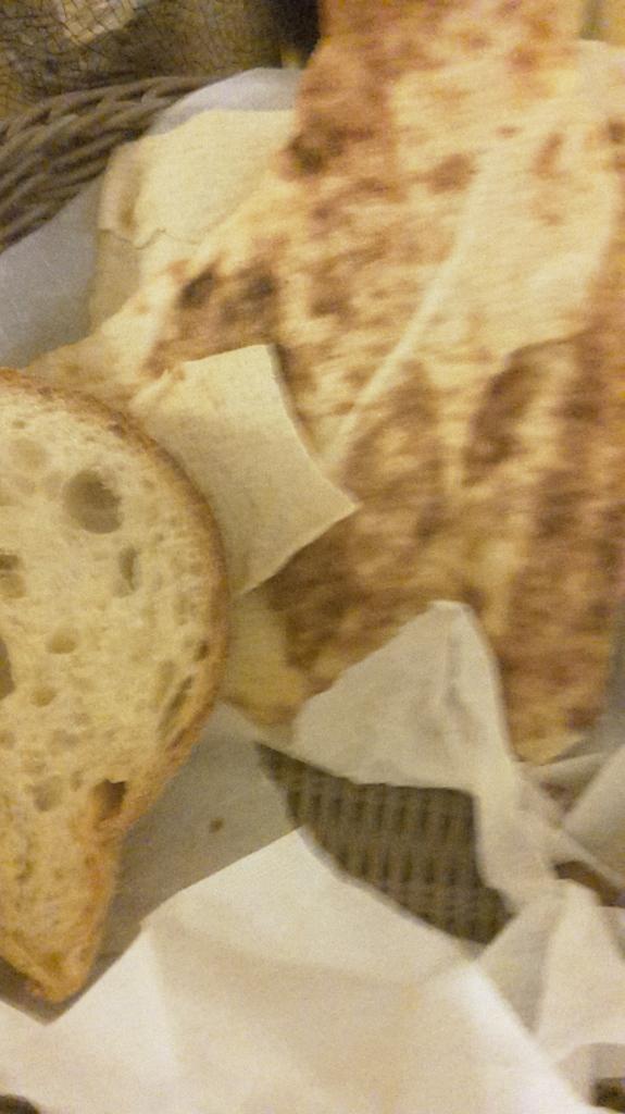 we need bread
